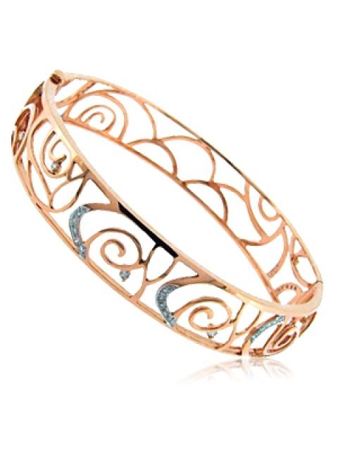 оно жесткие браслеты из золота без застежки отводит влагу